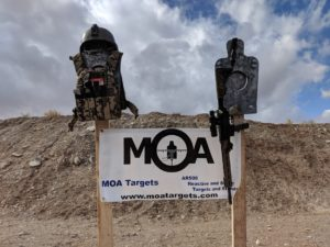 MOA Gear and Targets